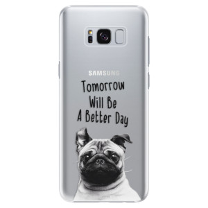 Plastové pouzdro iSaprio Better Day 01 na mobil Samsung Galaxy S8 Plus