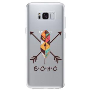 Plastové pouzdro iSaprio BOHO na mobil Samsung Galaxy S8 Plus
