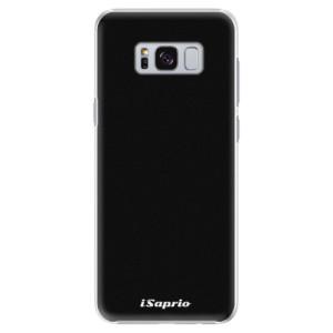 Plastové pouzdro iSaprio 4Pure černé na mobil Samsung Galaxy S8 Plus
