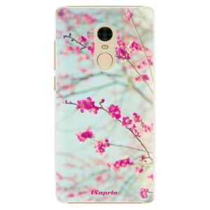 Plastové pouzdro iSaprio Blossom 01 na mobil Xiaomi Redmi Note 4