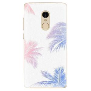 Plastové pouzdro iSaprio Palmy 10 na mobil Xiaomi Redmi Note 4
