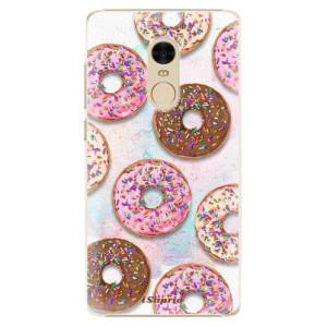 Plastové pouzdro iSaprio Donutky Všude 11 na mobil Xiaomi Redmi Note 4