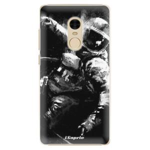 Plastové pouzdro iSaprio Astronaut 02 na mobil Xiaomi Redmi Note 4
