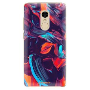 Plastové pouzdro iSaprio Barevný mramor 19 na mobil Xiaomi Redmi Note 4