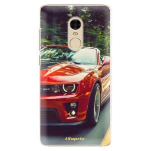 Plastové pouzdro iSaprio Chevrolet 02 na mobil Xiaomi Redmi Note 4