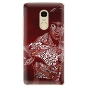 Plastové pouzdro iSaprio Bruce Lee na mobil Xiaomi Redmi Note 4