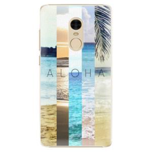 Plastové pouzdro iSaprio Aloha 02 na mobil Xiaomi Redmi Note 4