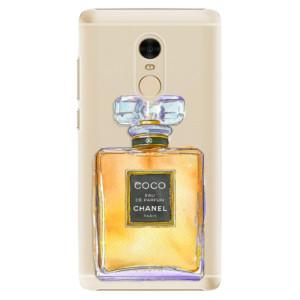 Plastové pouzdro iSaprio Chanel Gold na mobil Xiaomi Redmi Note 4