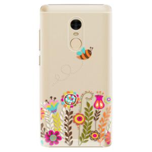 Plastové pouzdro iSaprio Bee 01 na mobil Xiaomi Redmi Note 4