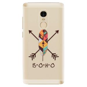Plastové pouzdro iSaprio BOHO na mobil Xiaomi Redmi Note 4
