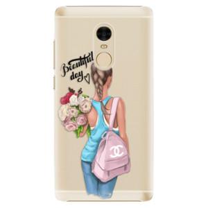 Plastové pouzdro iSaprio Beautiful Day na mobil Xiaomi Redmi Note 4