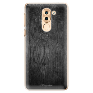 Plastové pouzdro iSaprio black Wood 13 na mobil Huawei Honor 6X