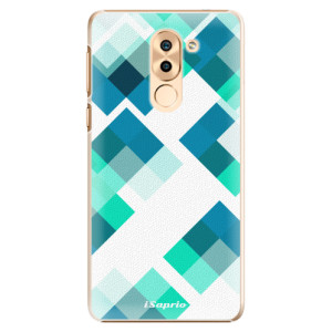 Plastové pouzdro iSaprio Abstract Squares 11 na mobil Huawei Honor 6X