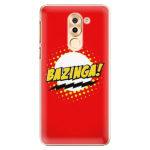 Plastové pouzdro iSaprio Bazinga 01 na mobil Huawei Honor 6X