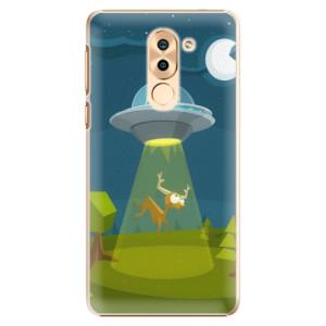 Plastové pouzdro iSaprio Alien 01 na mobil Huawei Honor 6X
