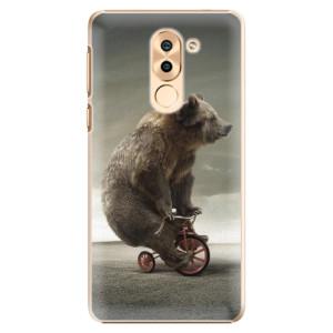 Plastové pouzdro iSaprio Bear 01 na mobil Huawei Honor 6X