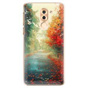 Plastové pouzdro iSaprio Autumn 03 na mobil Huawei Honor 6X