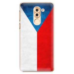 Plastové pouzdro iSaprio Česká Vlajka na mobil Honor 6X