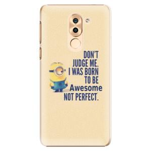 Plastové pouzdro iSaprio Be Awesome na mobil Huawei Honor 6X