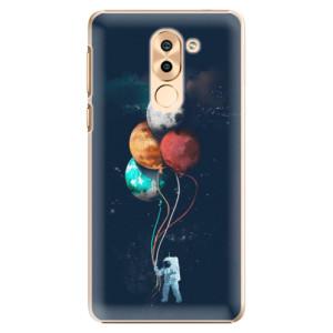 Plastové pouzdro iSaprio Balloons 02 na mobil Huawei Honor 6X