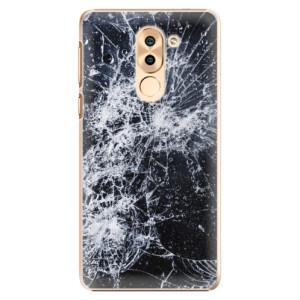 Plastové pouzdro iSaprio Praskliny na mobil Honor 6X