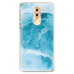 Plastové pouzdro iSaprio Blue Marble na mobil Huawei Honor 6X