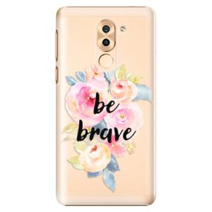 Plastové pouzdro iSaprio Be Brave na mobil Huawei Honor 6X