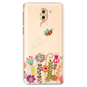 Plastové pouzdro iSaprio Bee 01 na mobil Huawei Honor 6X