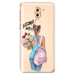 Plastové pouzdro iSaprio Beautiful Day na mobil Huawei Honor 6X