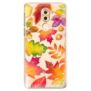 Plastové pouzdro iSaprio Autumn Leaves 01 na mobil Huawei Honor 6X