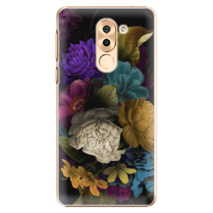 Plastové pouzdro iSaprio Temné Květy na mobil Honor 6X