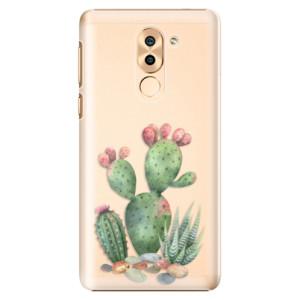 Plastové pouzdro iSaprio Kaktusy 01 na mobil Honor 6X