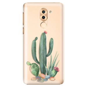 Plastové pouzdro iSaprio Kaktusy 02 na mobil Honor 6X