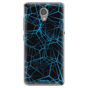 Plastové pouzdro iSaprio Abstract Outlines 12 na mobil Lenovo P2