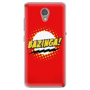Plastové pouzdro iSaprio Bazinga 01 na mobil Lenovo P2