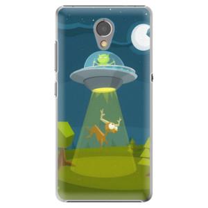 Plastové pouzdro iSaprio Alien 01 na mobil Lenovo P2