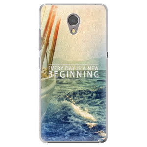 Plastové pouzdro iSaprio Beginning na mobil Lenovo P2