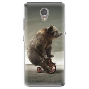 Plastové pouzdro iSaprio Bear 01 na mobil Lenovo P2