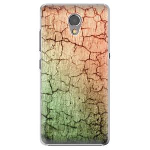 Plastové pouzdro iSaprio Rozpraskaná Zeď 01 na mobil Lenovo P2