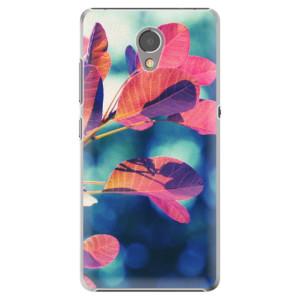 Plastové pouzdro iSaprio Autumn 01 na mobil Lenovo P2