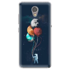 Plastové pouzdro iSaprio Balloons 02 na mobil Lenovo P2
