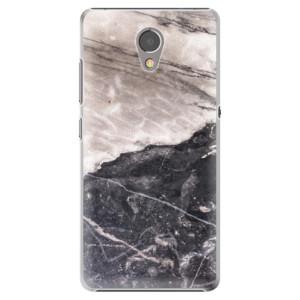 Plastové pouzdro iSaprio BW Marble na mobil Lenovo P2