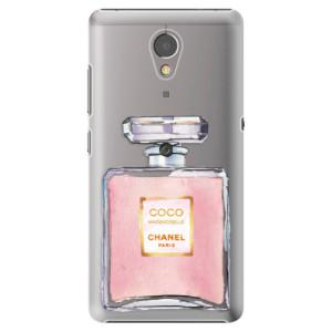 Plastové pouzdro iSaprio Chanel Rose na mobil Lenovo P2