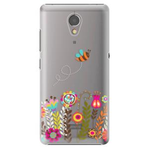 Plastové pouzdro iSaprio Bee 01 na mobil Lenovo P2