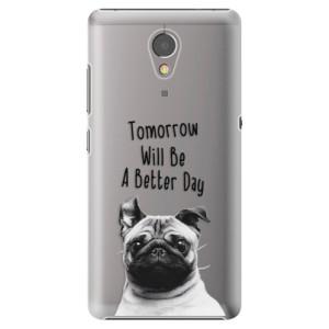 Plastové pouzdro iSaprio Better Day 01 na mobil Lenovo P2