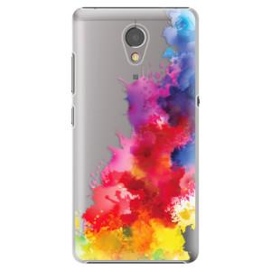 Plastové pouzdro iSaprio Color Splash 01 na mobil Lenovo P2