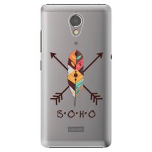 Plastové pouzdro iSaprio BOHO na mobil Lenovo P2