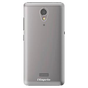 Plastové pouzdro iSaprio 4Pure mléčné bez potisku na mobil Lenovo P2