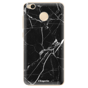 Plastové pouzdro iSaprio black Marble 18 na mobil Xiaomi Redmi 4X