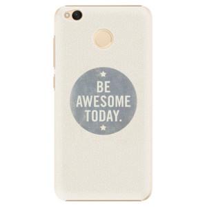 Plastové pouzdro iSaprio Awesome 02 na mobil Xiaomi Redmi 4X